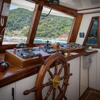 Adriatic Prestige captains-wheel