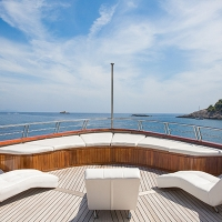 Adriatic Prestige-ship-looking-out-from-bow-lounge
