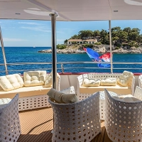 Adriatic Queen - Lounge Deck