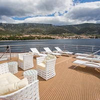 Adriatic Queen - Sun Deck