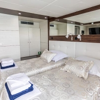 Adriatic Queen - Twin Cabin
