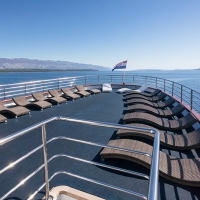MS Stella Maris - Sun Deck