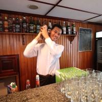 Orient Pandaw Bar