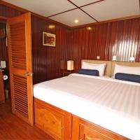 Orient Pandaw Queen Cabin
