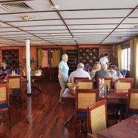 Orient Pandaw Restaurant