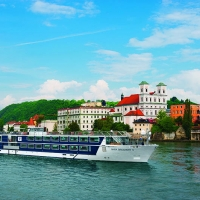 Europe, Germany, Bavaria, Passau