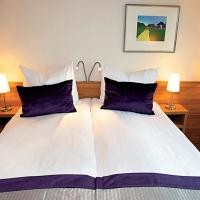 Beds together