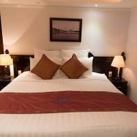 Mekong Adventurer Standard Twin Stateroom