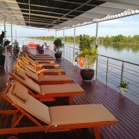 Mekong Adventurer Sun-Deck