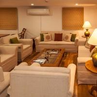 Rajmahal Cruise Ship Saloon