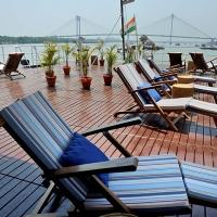 Rajmahal Cruise Ship Sundeck