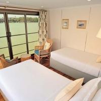 Rajmahal Cruise Ship Cabin